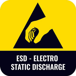 ESD safety shoes icon